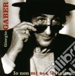 Giorgio Gaber - Io Non Mi Sento Italiano cd musicale di Giorgio Gaber