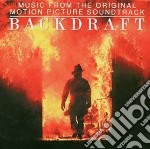 BACKDRAFT cd musicale di O.S.T.