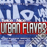Urban flavas cd musicale