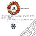 SONATE DEL BAROCCO ITALIANO               cd musicale di Vari\tagliavini - ar