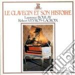 Boulay - Veyron Lacroix - Erato Originals: Musica X Clavicembalo E Spinetta cd musicale di Vari\boulay - veyron