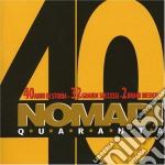 NOMADI 40 (2CDX1) cd musicale di NOMADI