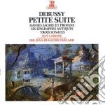 Debussy - Paillard - Rampal - Laskine - Erato Originals: Suite - Danze Sacre - Epigrafi cd musicale di Debussy\paillard - r