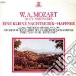 SERENATE K525 & K250                      cd musicale di Mozart\hendel - rist