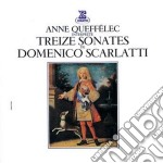 SONATE  (L.465 - 449 - 14 - 430 - 256)    cd musicale di Scarlatti\queffelec