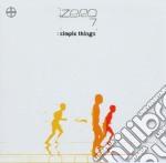 Zero 7 - Simple Things cd musicale di ZERO 7