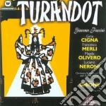 TURANDOT cd musicale di PUCCINI\GHIONE - CIG