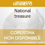 National treasure cd musicale di Ost