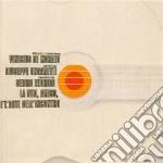 Sergio Endrigo / Vinicius De Moraes / Ungaretti - La Vita Amico E' L'arte Dell'incontro cd musicale di ENDRIGO
