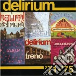 '71-'75 cd musicale di DELIRIUM