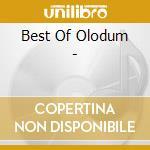 Best of 14 tr cd musicale di Olodum