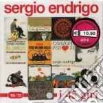 I 45 GIRI (2CDx1) cd musicale di Sergio Endrigo