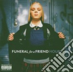 Funeral For A Friend - Hours cd musicale di FUNERAL FOR A FIEND