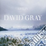 LIFE IN SLOW MOTION cd musicale di GRAY DAVID