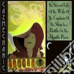 Caz Mechanic - Secret Life Of The Wife Of The Captain.. cd musicale di CAZ MECHANIC