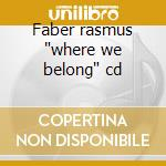 Faber rasmus