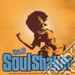 SOULSHAKER VOL.6                          cd musicale di ARTISTI VARI