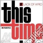 (LP VINILE) Lack of afro