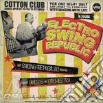 Swing Republic - Electro Swing Republic cd musicale di Republic Swing