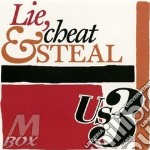Us3 - Lie  Cheat And Steal cd musicale di Us3