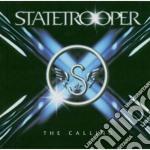 State Trooper - Calling, The cd musicale di Trooper State