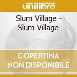 Slum village cd musicale