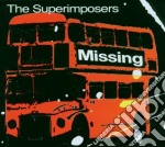 MISSING cd musicale di SUPERIMPOSER
