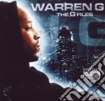 THE G FILES                               cd musicale di G Warren