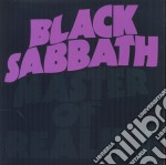MASTER OF REALITY-Ristampa cd musicale di BLACK SABBATH