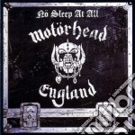NO SLEEP AT ALL-Ristampa cd musicale di MOTORHEAD