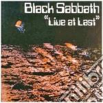 Black Sabbath - Live At Last cd musicale di BLACK SABBATH
