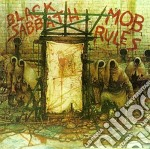 Black Sabbath - Mob Rules cd musicale di BLACK SABBATH