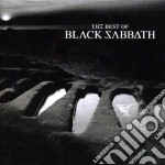 BEST OF BLACK SABBATH/2CDx1 cd musicale di BLACK SABBATH