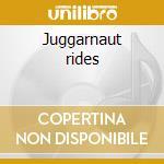 Juggarnaut rides cd musicale di Swervedriver