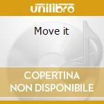Move it cd musicale di Stray