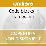 Code blocks - ts medium cd musicale