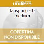 Banspring - ts medium cd musicale