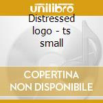 Distressed logo - ts small cd musicale