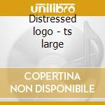 Distressed logo - ts large cd musicale