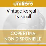 Vintage korgul - ts small cd musicale