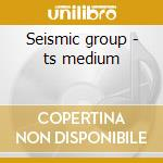 Seismic group - ts medium cd musicale