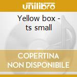 Yellow box - ts small cd musicale