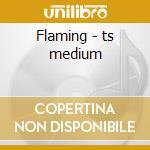 Flaming - ts medium cd musicale