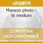 Manson photo - ts medium cd musicale