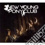 New Young Pony Club - The Optimist cd musicale di NEW YOUNG PONY CLUB
