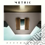 Metric - Synthetica cd musicale di Metric