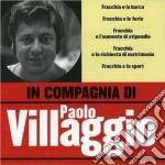 Paolo Villaggio - In Compagnia Di Paolo Villaggio cd musicale di Paolo Villaggio