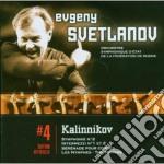 Kalinnikov - Svetlanov - Svetlanov Edition: Sinfonia N.2 - Intermezzo cd musicale di Kalinnikov\svetlanov