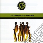 PLATINUM COLLECTION cd musicale di BRAND NEW HEAVIES