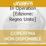 In operation + dvd cd musicale di Hard-fi